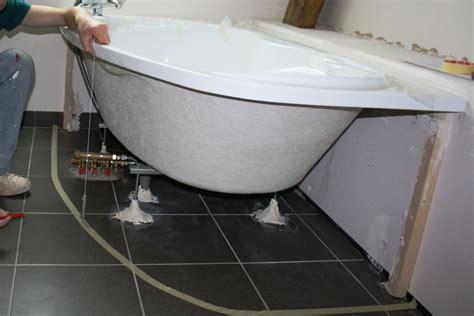 habiller une baignoire d angle tablier wedi et mosa 239 que r 233 solu 14 messages