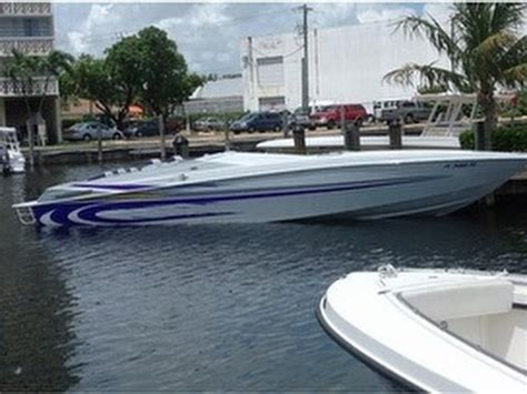 Warrior Boats Jobs by Unavailable Used 1999 Apache Warrior 36 Repowered In