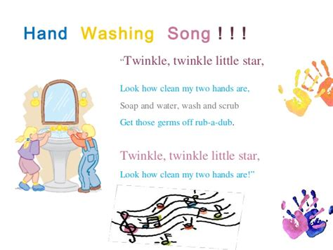 Wash Wash Wash Your Hands Song To Row Row Row Your Boat Lyrics by Keep Germs Away Everyday