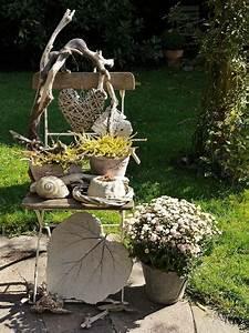 Foto Wohnen Und Garten : erste herbstliche deko wohnen und garten foto deko pinterest terrasses deco automne et ~ Markanthonyermac.com Haus und Dekorationen