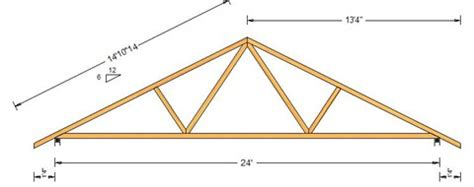 16 floor truss span 24 sasila build a shed