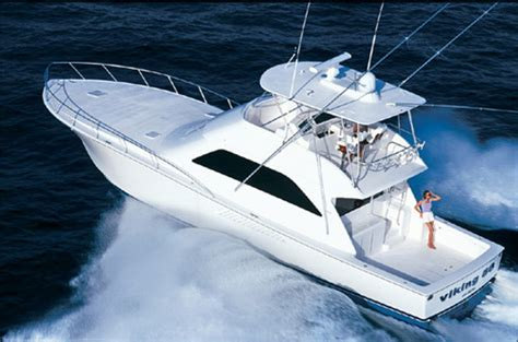 Biggest Fishing Boat In The World by Research Viking Yacht 56 Convertible Convertible Fishing