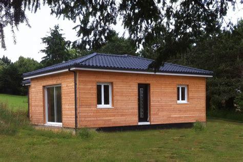 plan maison bois ibis le prix propos 233 par notre formule confort comprend une maison
