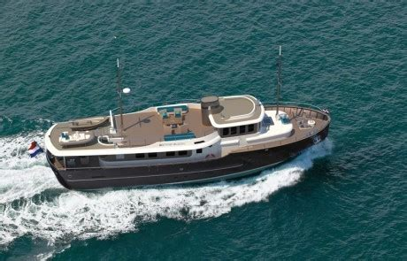 Motorjacht Livingstone by Motor Yacht Livingstone Delivered Kroesenpoortinga