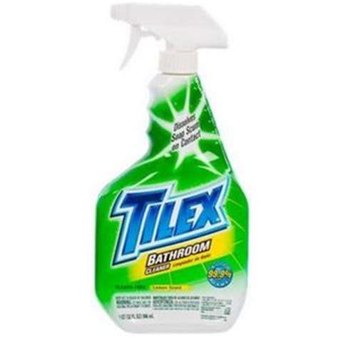tilex bathroom cleaner reviews viewpoints