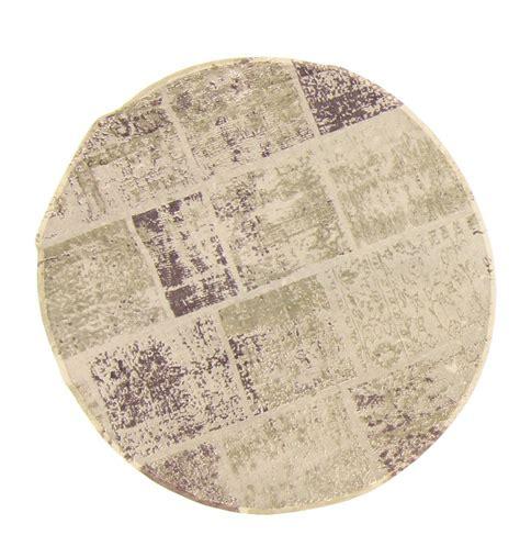tapis rond 160 cm lismore rond vert