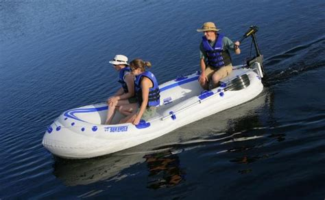 Inflatable Boat Disadvantages by Intex Excursion 5 5 Person Inflatable Boat Review