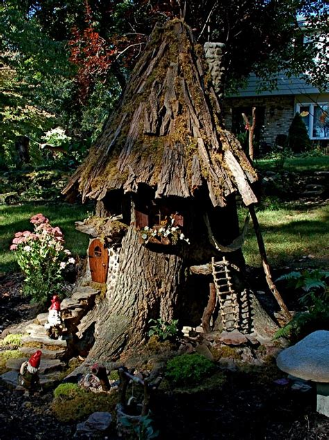 Gnome Homes For Gardens 17 best images about gnome houses on gardens