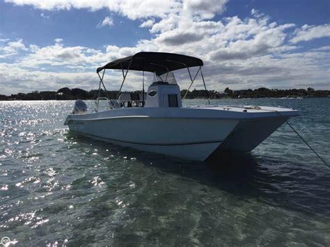 Used Power Catamaran Fishing Boats by Used Catamaran Boats Sale Related Keywords Used