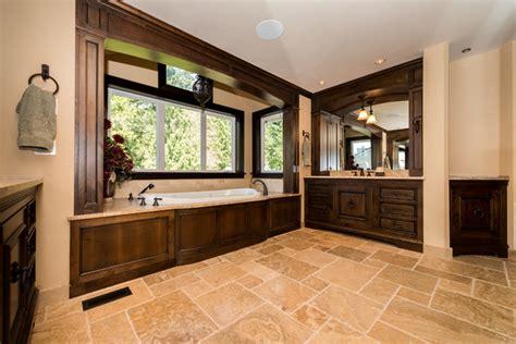 Tuscan Style Master Bathroom  Traditional  Bathroom