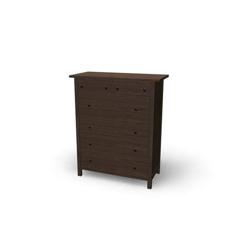 hemnes 6 drawer chest design and decorate your room in 3d