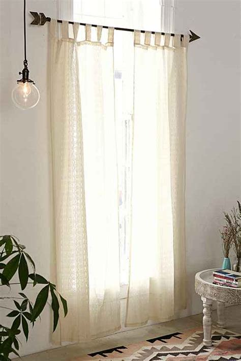 plum bow lace curtain outfitters