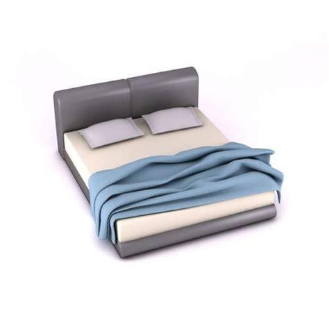 aa mattress and furniture mattress bed 3d model cgtrader