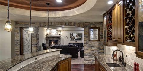 Basement Finishing Design Finished Basement Company, Ideas Comfortable Living Room Decorating Ideas Orange Curtains Country Home Memory Foam Rugs For Square Side Tables Swivel Rocking Chairs Floor Lamp Window Treatment Rooms