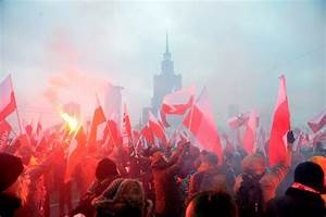 Poland marks Independence Day, marchers take to streets ...