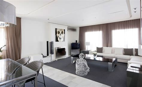 Modern Apartment : Modern Apartment In Madrid By Ilmiodesign