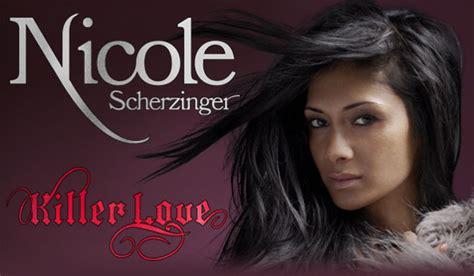 Simon Sezcd New Album Artwork  Nicole Scherzinger