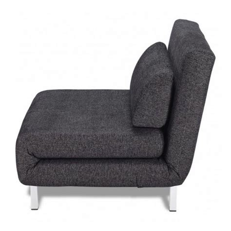 fauteuil convertible clic clac 1 place archie chauffeuse
