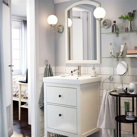 Petites Salles De Bains Ikea  Marie Claire Maison