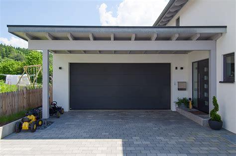 Beste Doppelgarage Mit Carport Thumb Garage Stahl Siebau