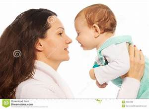 Mom Kiss Baby Royalty Free Stock Images - Image: 36024569