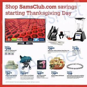 Black Friday 2014: Sam's Club Black Friday Ad Scan - BuyVia