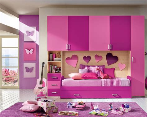 Absolutely Gorgeous Pink And Purple Bedroom Ideas-mosca
