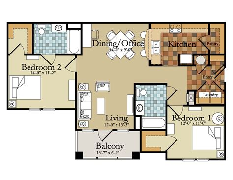 photos and inspiration storey house floor plans charming two bedroom garage apartment plans 2