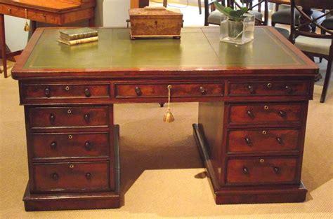 antique desks for antique mahogany partners desk antique bureau antique