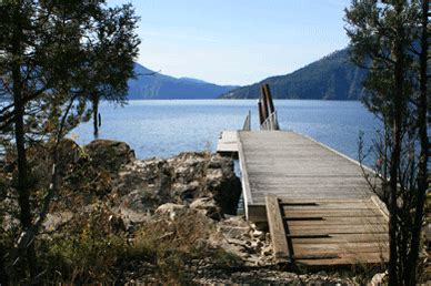 Public Boat Rs At Cedar Creek Lake by Access To Outdoors Lake Pend Oreille Bonner Kootenai