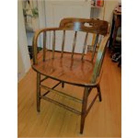 four 4 boling captain s chairs pattern 150 oak