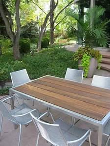 Gartenmöbel Modern Design : 50 moderne gartengestaltung ideen ~ Markanthonyermac.com Haus und Dekorationen