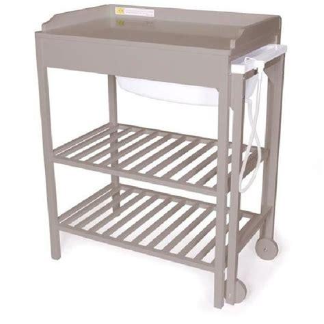 natineo table 224 langer baignoire gris gris achat vente table 224 langer 3606501050765 les