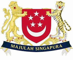 File:Coat of arms of Singapore (Improved).svg - Wikimedia ...