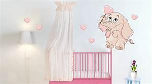Wandtattoo Baby Mädchen : wunderbare ideen wandtattoo babyzimmer m dchen und bezaubernde wandtattoos f r babys wall art ~ Markanthonyermac.com Haus und Dekorationen