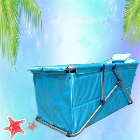 portable bathtub for adults aliexpress buy spa folding bathtub