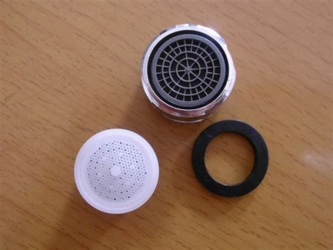low flow water saving faucet aerator