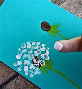 Malen Mit Kindern : loewenzaehne mit kindern malen dekoking com 4 bastelideen und bastelanleitungen pinterest ~ Markanthonyermac.com Haus und Dekorationen