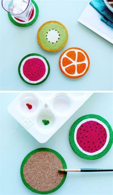 Cute Easy Summer Crafts  Craft Get Ideas