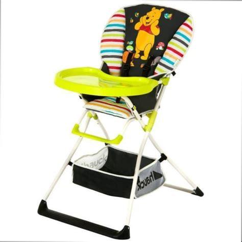chaise haute chaise haute mac baby deluxe winnie l ourson
