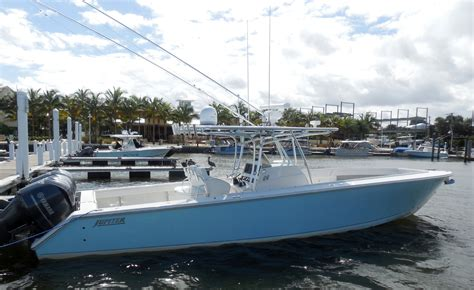 Used Boats Jupiter Fl by 2009 Used Jupiter Open Center Console Fishing Boat For