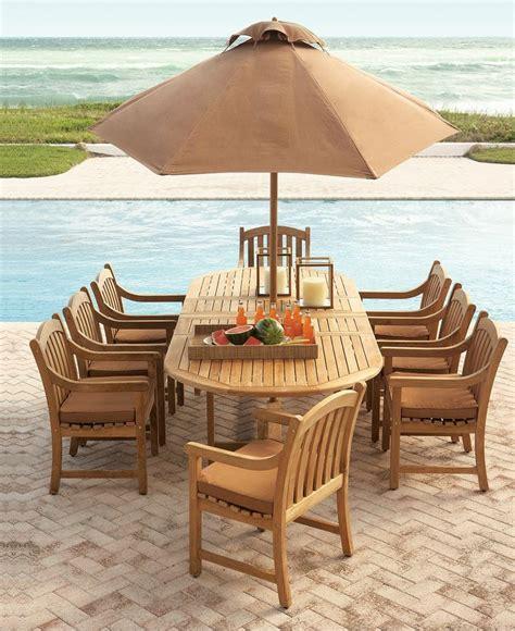 bristol outdoor dining sets pieces