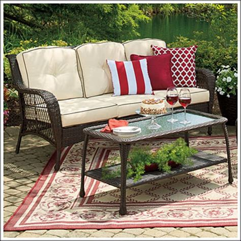wilson fisher patio furniture replacement cushions patios home decorating ideas 5ywqm43w4b
