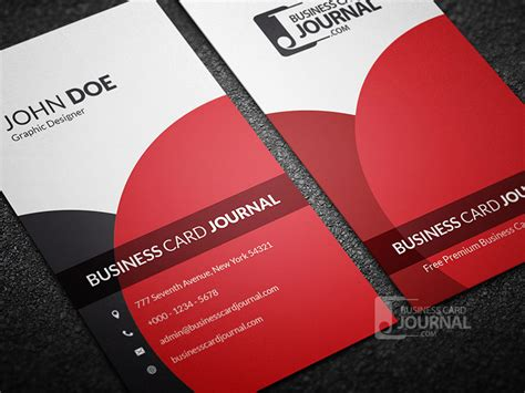 10 Stylish Free Business And Gift Card Templates