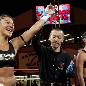 MMA Veterans Cyborg and Cosmo Victorious at Lion Fight 11 ...