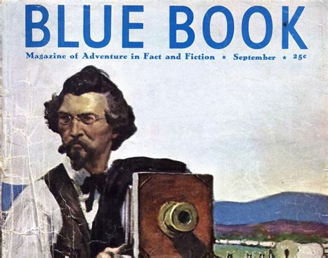 Today's Inspiration The Artists Of Blue Book John Fulton