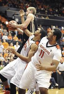 OSU men's basketball: Beavers play out of character in ...