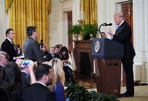 Trump Clashes with CNN's Jim Acosta at Press Conference | Time