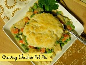Creamy Chicken Pot Pie - Blog - Festival Foods