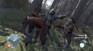 Assassin's Creed III: Leaked Gameplay Screenshots